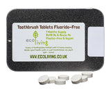 Eco Living - Toothpaste Tablets with Fluoride