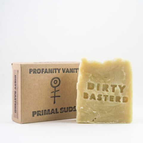 Primal Suds - Natural Soap - Dirty Basterd