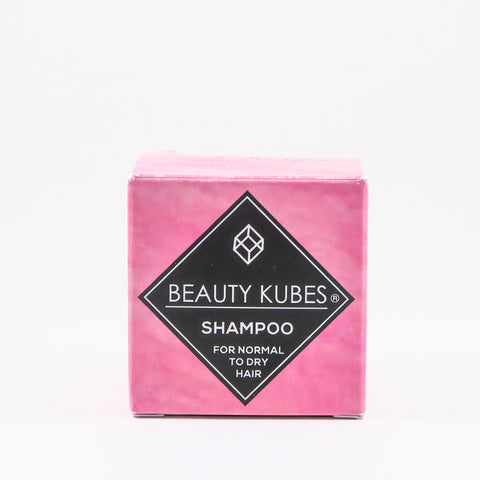 Beauty Kubes Shampoo - Normal Hair