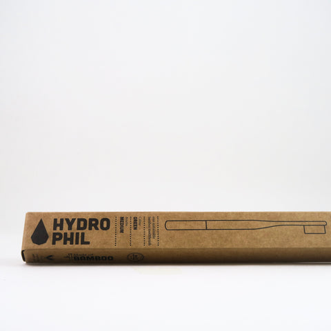 Hydrophil - Bamboo Toothbrush - Green