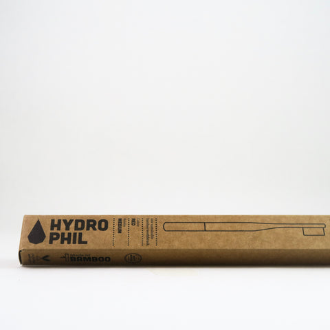 Hydrophil - Bamboo Toothbrush - Red