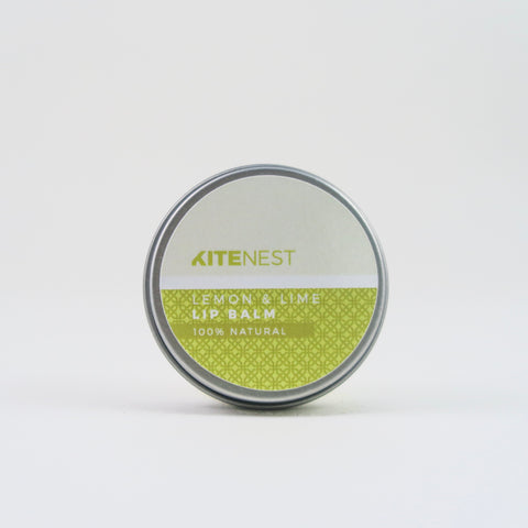 Kite Nest - Lemon & Lime Lip Balm