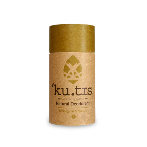 Kutis Skincare - Natural Deodorant - Lemongrass & Tea Tree