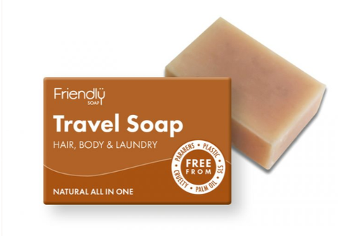 Friendly Soap - Travel Bar