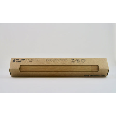 Hydrophil - Bamboo Toothbrush Case - Naked Pinecone