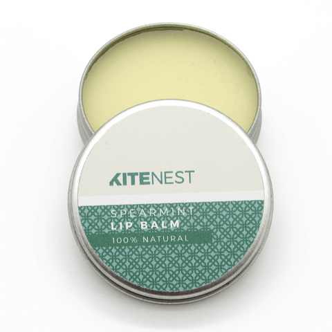 Kite Nest - Spearmint Lip Balm - Naked Pinecone