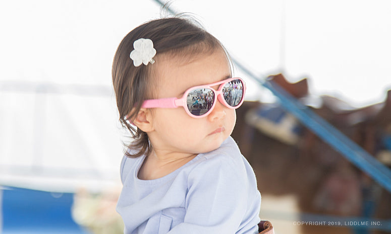 Does My Baby REALLY Need Sunglasses?