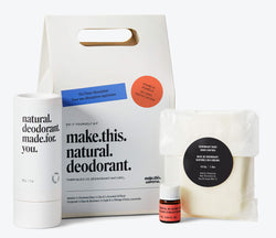 Make This Natural Deodorant: Extra Absorption