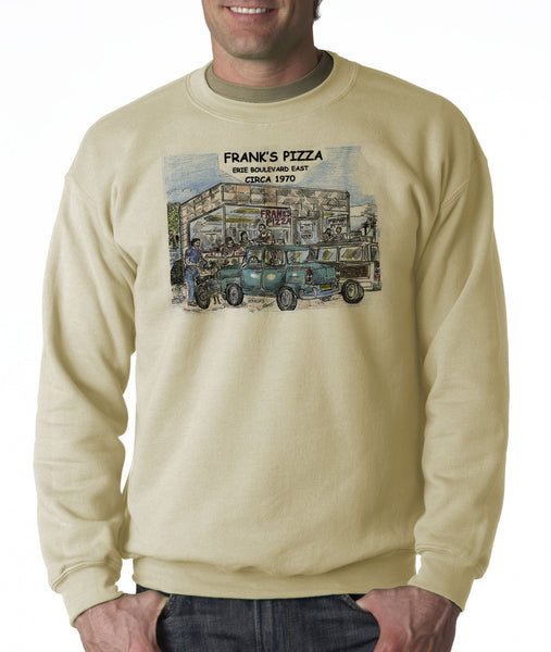 Frank's Pizza - Sweatshirt