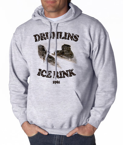 Drumlins Ice Rink - Hooded Pullover