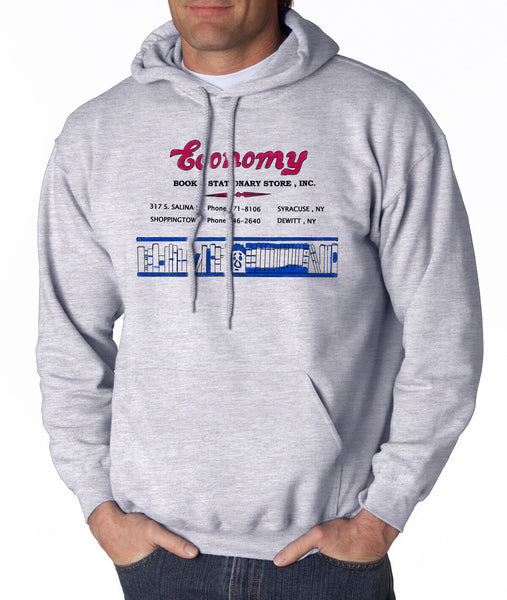 Economy Bookstore - Hooded Pullover
