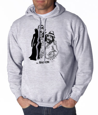 The Baron - Hooded Pullover