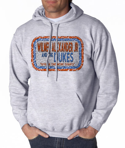 Wilmer Alexander, Jr. - Hooded Pullover