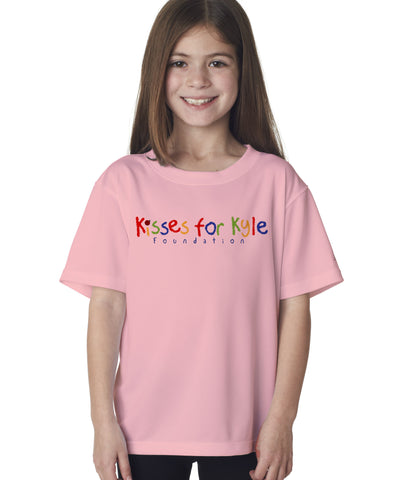 Kisses for Kyle Youth Tee Shirt