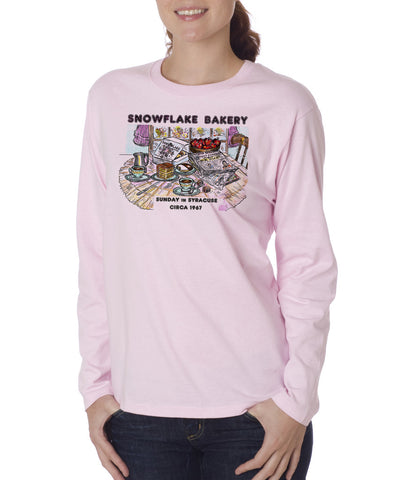 Snowflake Bakery - Long Sleeve