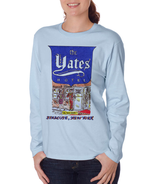 Yates Hotel - Long Sleeve