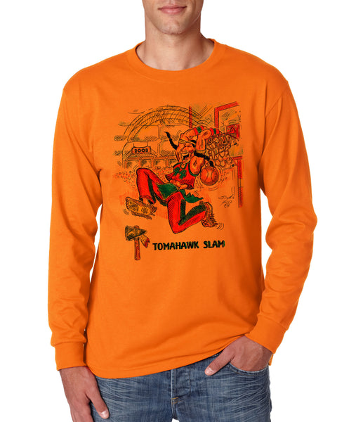 Tomahawk Slam - Long Sleeve