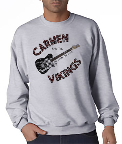 Carmen and the Vikings - Sweatshirt