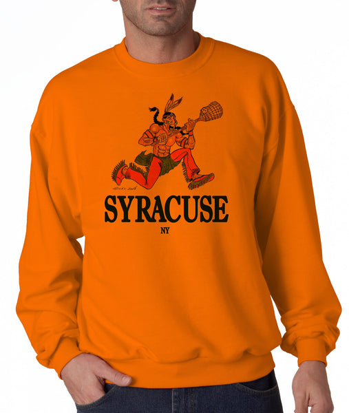 Syracuse Indian Lacrosse - Sweatshirt