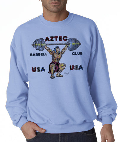 Aztec Barbell Club - Sweatshirt