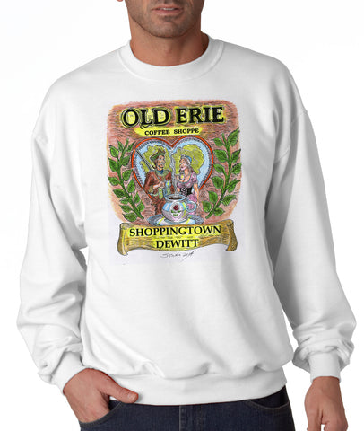 Old Erie Coffee Shoppe - Sweatshirt