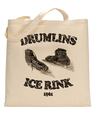 Drumlins Canvas Tote Bag