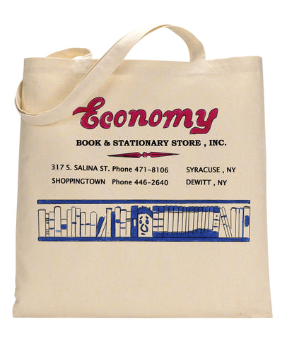 Economy Canvas Tote Bag