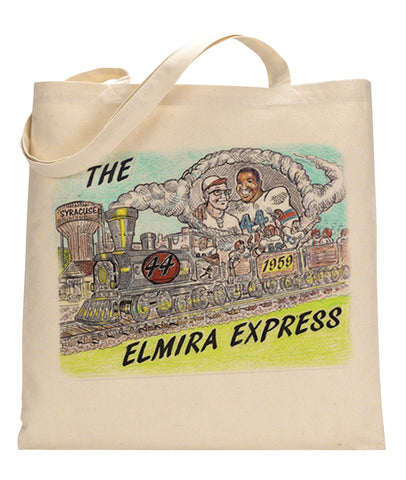 Elmira Express Canvas Tote Bag