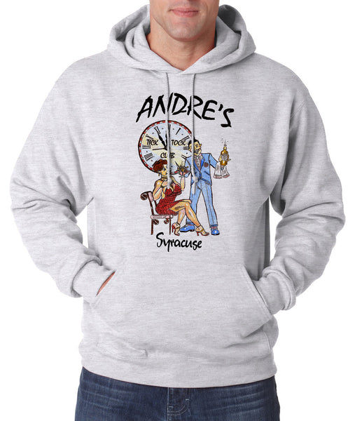 Andre's - Hooded Pullover