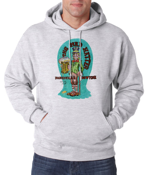 The Mad Hatter - Hooded Pullover