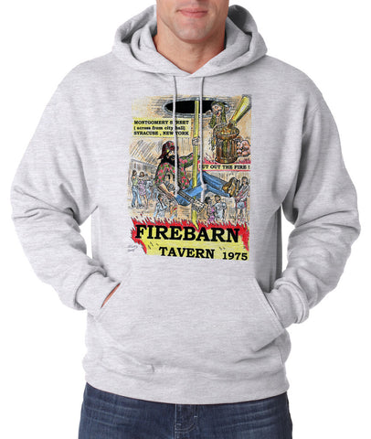 Firebarn Tavern - Hooded Pullover