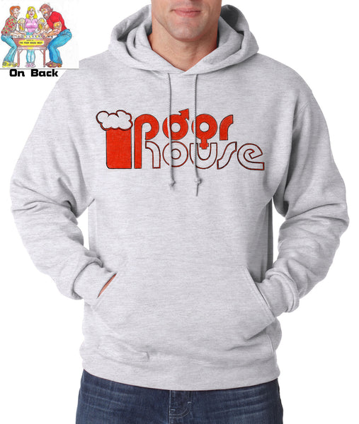 Poor House - Hooded Pullover