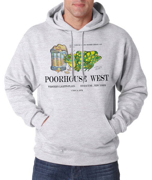 Poor House West - Hooded Pullover