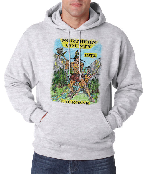 Northern County Lacrosse - Hooded Pullover