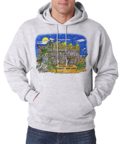 Brookside - Hooded Pullover