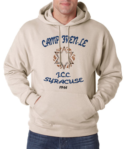 Camp Fren-Le - Hooded Pullover