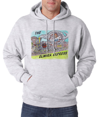 Elmira Express - Hooded Pullover