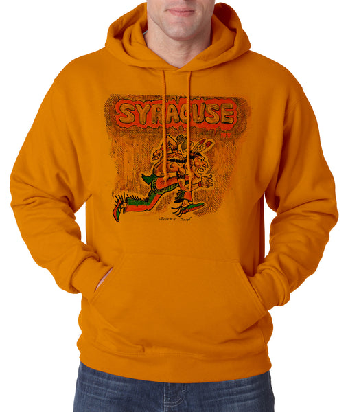 Carved Warrior - Hooded Pullover