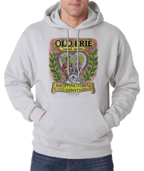Old Erie Coffee Shoppe - Hooded Pullover