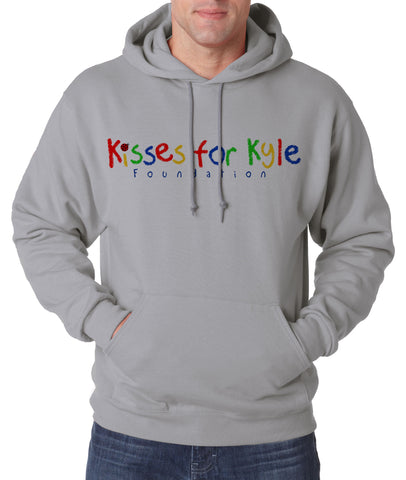 Kisses for Kyle Hooded Pullover