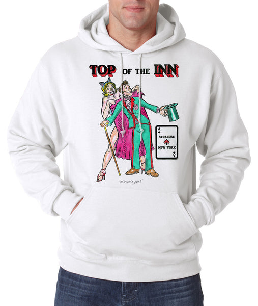 Top of the Inn - Hooded Pullover