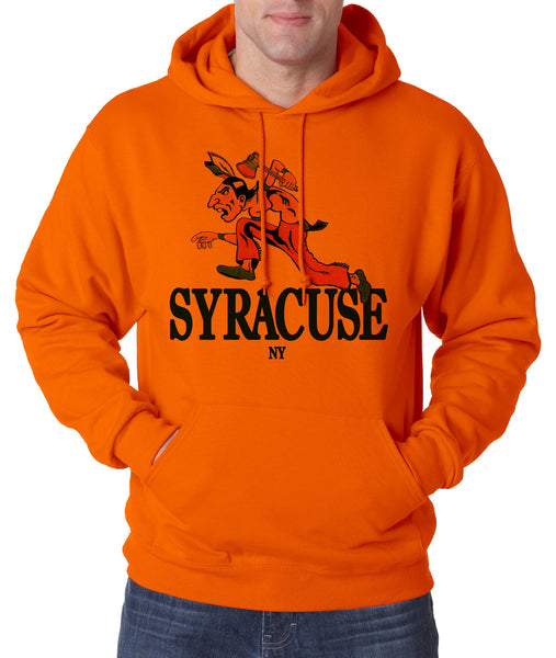 The Syracuse Warrior - Hooded Pullover