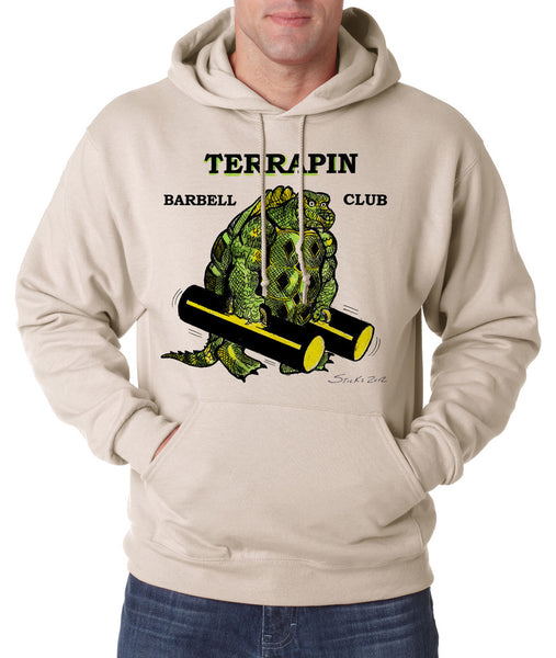Terrapin Club - Hooded Pullover