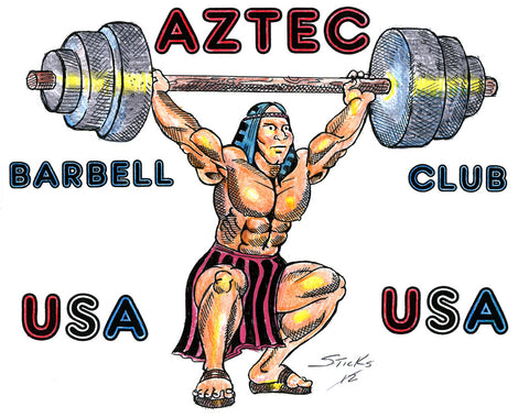 Aztec Barbell Club