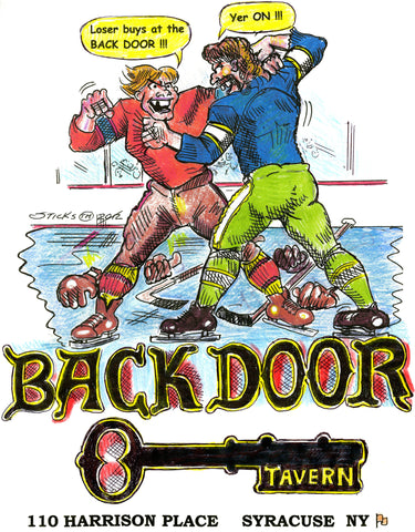 Backdoor Tavern
