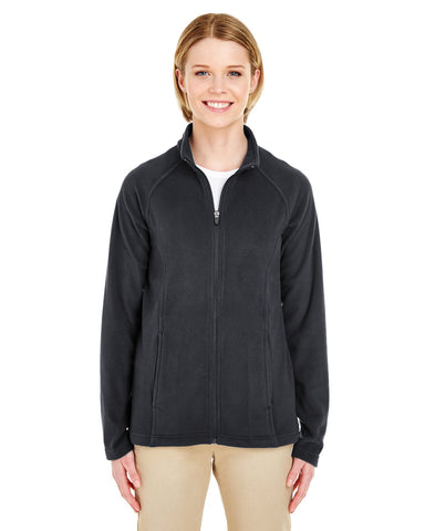 R Wireless - Ladies' Full-Zip Micro-Fleece