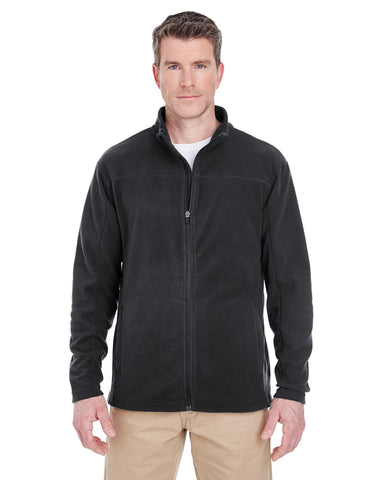 R Wireless - Men's Full-Zip Micro-Fleece