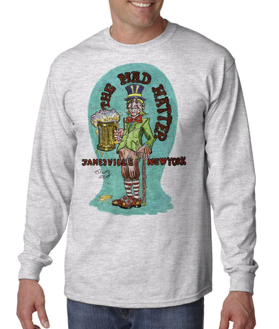 Mad Hatter - Long Sleeve