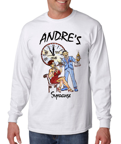 Andre's - Long Sleeve