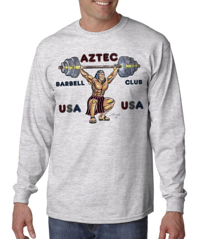Aztec Barbell Club - Long Sleeve